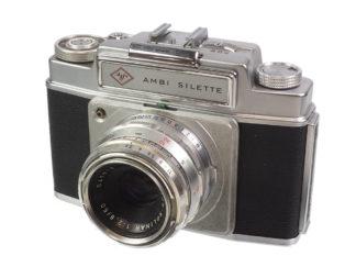 Agfa Ambi Silette + Solinar 2,8/50mm