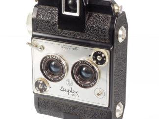 Brevettato Duplex 120 Stereokamera