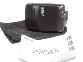 Canon 270EX Blitzgerät