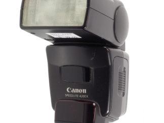 Canon 420EX Blitzgerät