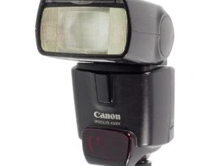 Canon 430EX Blitzgerät