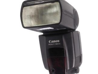 Canon 580EX II Blitzgerät
