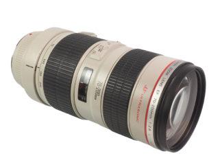 Canon EF 2,8/70-200mm L + Stativschelle
