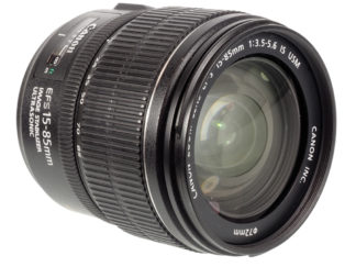 Canon EF-S 3,5-5,6/15-85mm IS USM