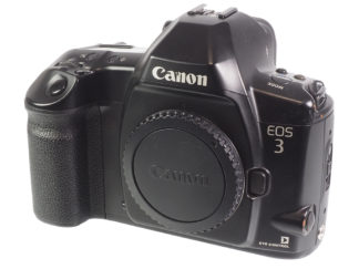 Canon EOS 3 Gehäuse