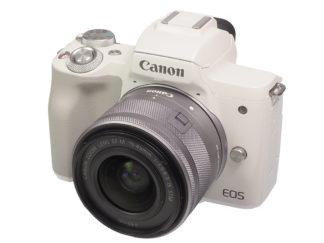 Canon EOS M50 + EF-M 15-45mm