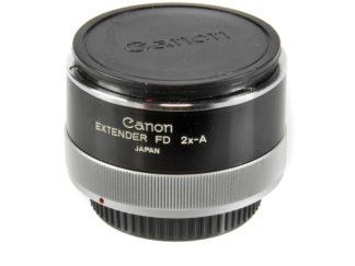 Canon FD 2x-A Konverter