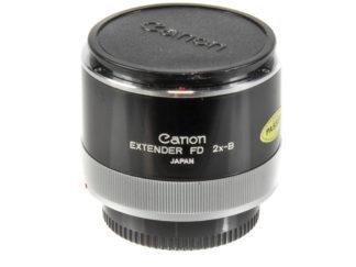 Canon FD 2x-B Konverter