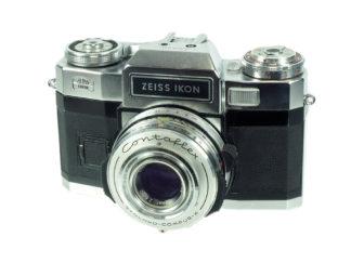 Contaflex super BC + Tessar 2,8/50mm