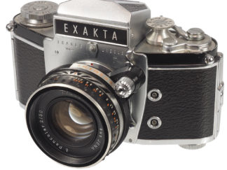 Exakta Varex IIa + Pancolor 2,0/50mm