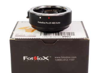 Fotodiox Pro Canon EF an Sony E-Mount