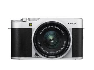Fuji X-A5 + XC 3,5-5,6/15-45mm OIS PZ