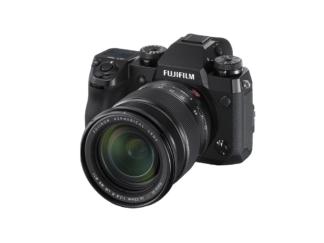 Fuji X-H1 + XC 2,8/16-55mm