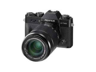 Fuji X-T20 + XC 16-50mm + XC 50-230mm schwarz