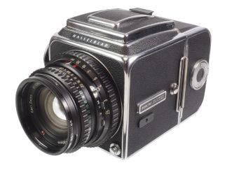 Hasselblad 500CM + Planar T* 2,8/80mm