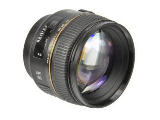 Minolta AF 1,4/85mm D