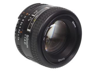 Nikon AF 1,4/50mm D