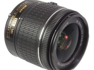 Nikon AF-P 3,5-5,6/18-55mm VR DX