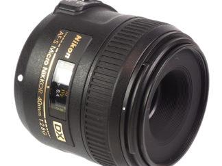 Nikon AF-S 2,8/40mm Micro DX