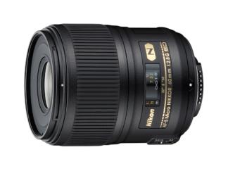 Nikon AF-S 2,8/60mm Micro