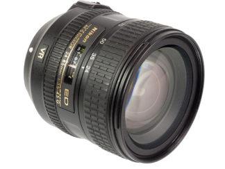 Nikon AF-S 3,5-4,5/24-85mm VR