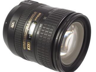 Nikon AF-S 3,5-5,6/16-85mm VR DX