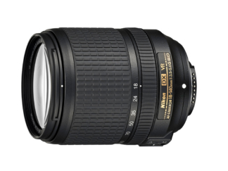 Nikon AF-S 3,5-5,6/18-140mm DX VR