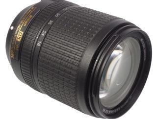 Nikon AF-S 3,5-5,6/18-140mm VR DX