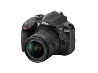 Nikon D3400 + AF-P 3,5-5,6/18-55mm VR