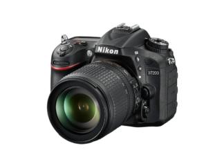 Nikon D7200 + AF-S 3,5-5,6/18-105mm VR