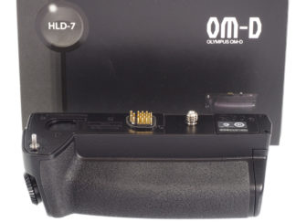 Olympus HLD-7 Batteriegriff
