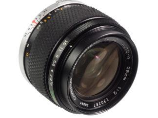Olympus Zuiko 2,0/28mm