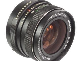 Pentacon 2,8/29mm MC M42