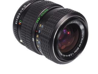 Pentax 2,8-4/40-80mm