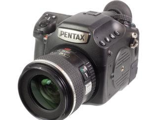 Pentax 645Z + DA 2,8/55mm