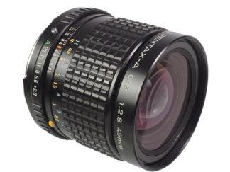 Pentax-A 645 2,8/45mm