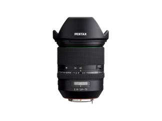 Pentax DA 2,8/24-70mm HD WR
