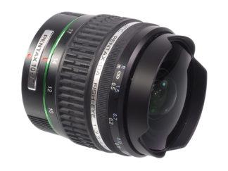 Pentax-DA 3,5-4,5/10-17mm Fisheye