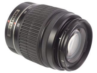 Pentax DAL 4-5,6/50-200mm ED