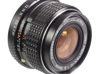 Pentax-M 2,0/35mm SMC