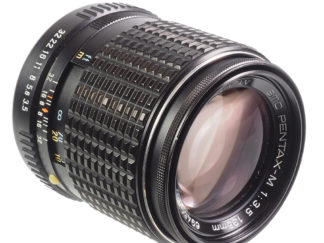Pentax-M 3,5/135mm SCM