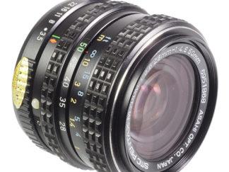 Pentax-M 3,5-4,5/28-50mm SCM
