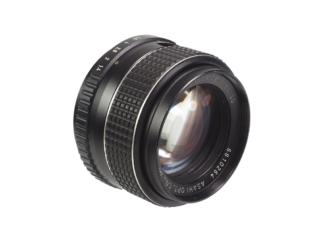 Pentax SMC 1,4/50mm M42