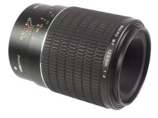 PhaseOne Macro 4,0/120mm MF