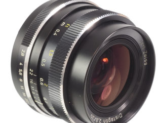 Rollei Distagon 2,8/35mm HFT