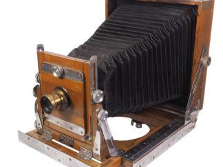 Shcawo Holz ReiseKamera 4x5