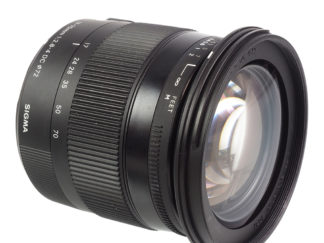 Sigma DC 2,8-4,0/17-70mm C Nikon DX