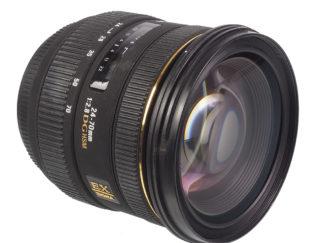 Sigma DG 2,8/24-70mm EX HSM