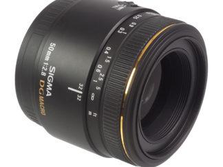Sigma DG 2,8/50mm Macro