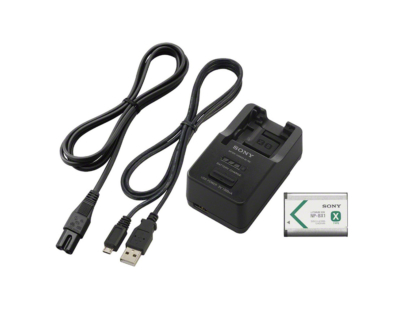 Sony ACC-TRBX Ladegerät + Akku NP-BX1